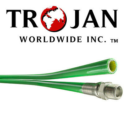 Trojan 12 X 200 Drain Jetter Hose For Sewer Pipe Cleaning Jet