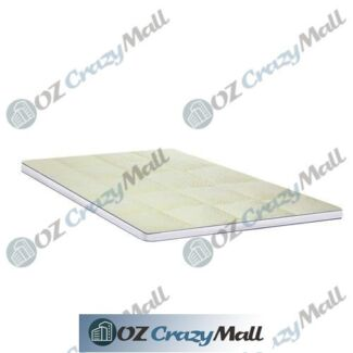 1000GSM Reversible Faux High Breathable Wool Underlay S/KS/D/Q/K