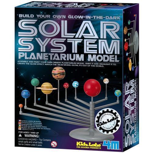 planet solar system kits - photo #12