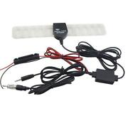 Car Analog TV Antenna
