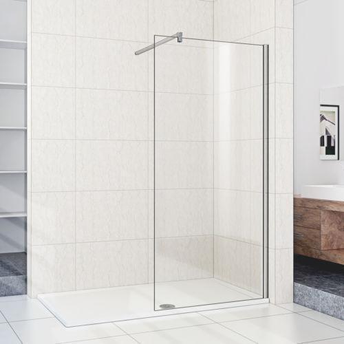 duschwand 110 duschabtrennungen ebay. Black Bedroom Furniture Sets. Home Design Ideas