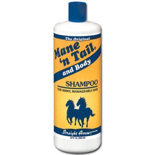 Main and tail shampoo