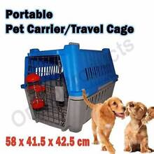 Brand New LightWeight portable Pet Animal dog puppy Crate Carrier Maylands Bayswater Area Preview