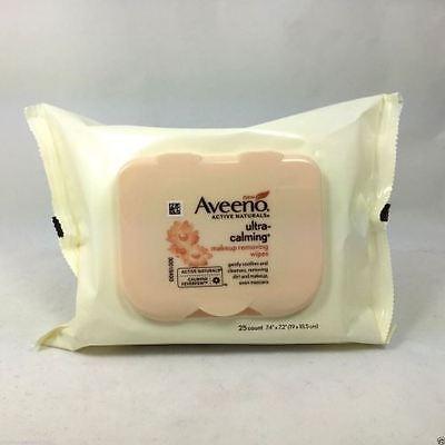 AVEENO Active Naturals Ultra-Calming Makeup Removing Wipes 2