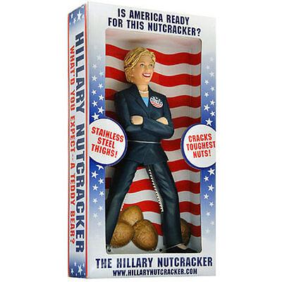 Hillary Clinton Nutcracker - Ships Free!