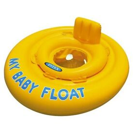 My Baby Float Swimming Ring