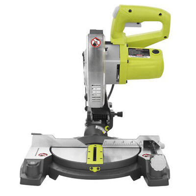 Ryobi 9 A 7-1/4 in. Miter Saw with EXACTLINE Laser TS1143L Recon