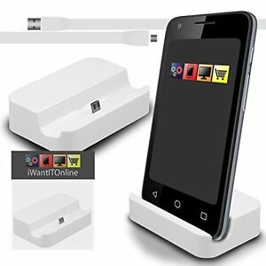BRAND NEW CHARGE  & SYNC MICRO USB DOCK