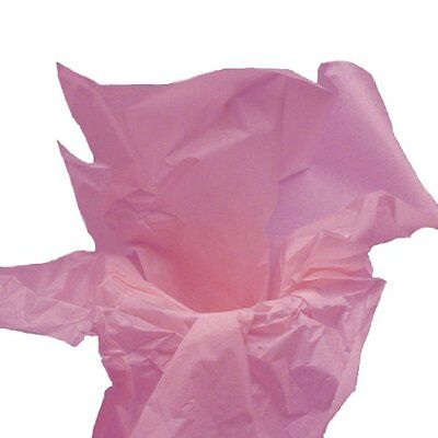 Dress My Cupcake DMC79507 200-Piece Tissue Paper  20 by 14-Inch, Baby Pink