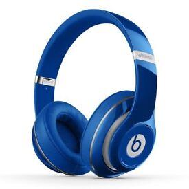 Beats By Dre Studio 2 wireless 2017 Blue!