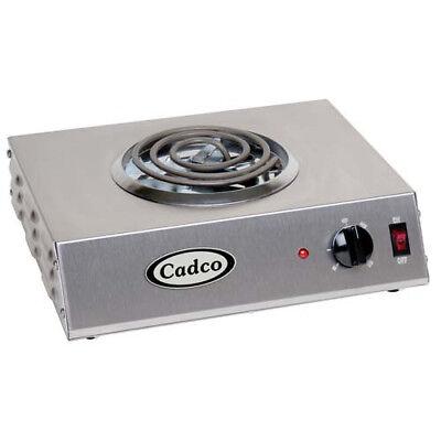 Countertop Electric Range - 1 8 Burner 1500 Watts
