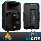 Behringer Pro Audio PA Speaker Systems