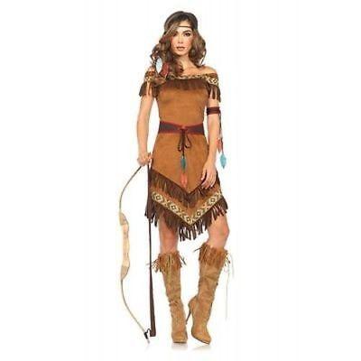 Leg Avenue Native Princess Wild Forest Nature Hunter Halloween Costume 85398 - Nature Halloween Costumes