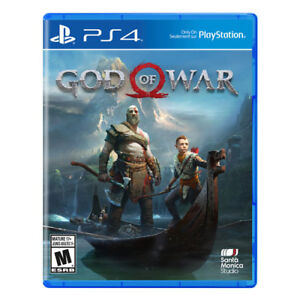 God of War 4 for PS4