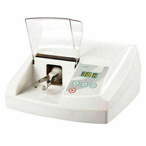 Dental Lab Digital Amalgamator Amalgam Capsule Mixer Triturator+controller USA