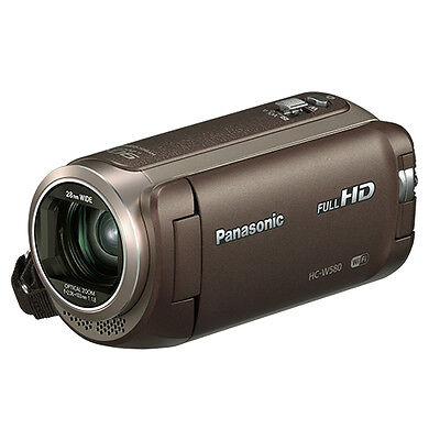 Panasonic HC-W580 from Red Tag Camera