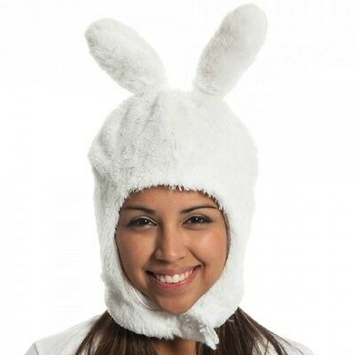 Fionna Hat (Adventure Time Fionna White Fur Costume)