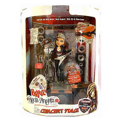 BRATZ Rock Angelz Concert Stage with Exclusive Roxxi fashion doll *BRAND NEW*