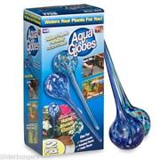 Glass Plant Watering Bulbs