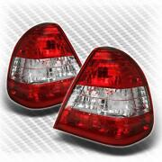 W202 Tail Lights