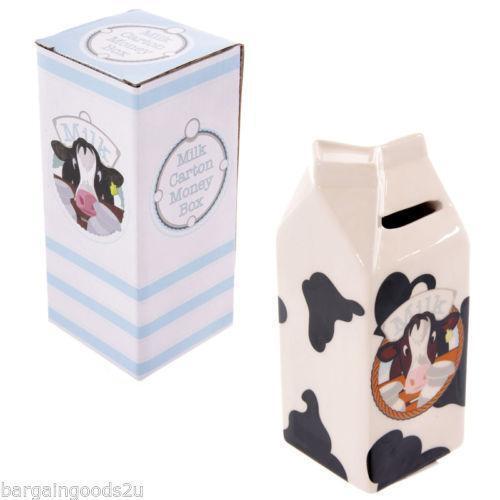Cow Money Box Moneyboxes Piggy Banks Ebay