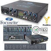 focusrite liquid saffire 56 ebay. Black Bedroom Furniture Sets. Home Design Ideas