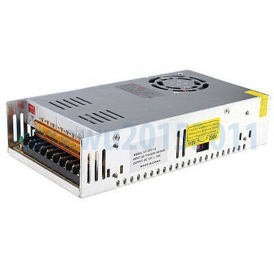10x High Quality 360w Dc 12v 30a Regulated Switching Switch-mode Power Supply