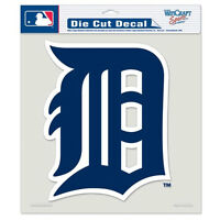 MLB Detroit Tigers 8-by-8 Inch Die Cut Decal at JJ Sports