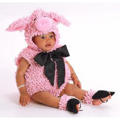 Baby Piggy Infant Toddler Halloween Costume - Piglet Baby Costume