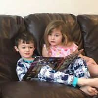 Nanny for 2 kids (4 1/2 & 6 years old) now until September