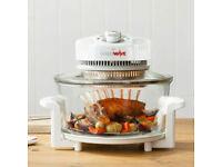 Halogen Halowave Oven - Airfryer + Free Cookbook