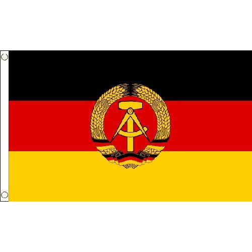 East Eastern Germany Flag 5