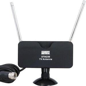 digital tv antenna ebay. Black Bedroom Furniture Sets. Home Design Ideas