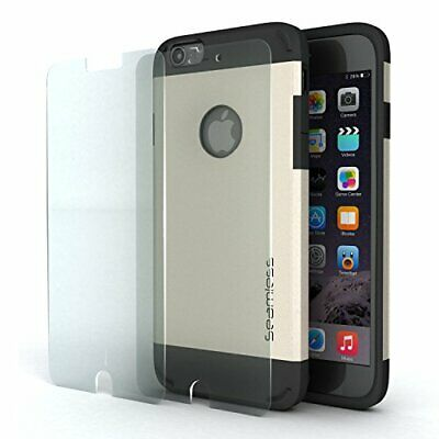 iPhone 7 & 8 CASE - Cover 4.7' Best for Protecting Your Phones + Tempered