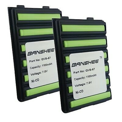 Banshee 2 Fnb-v57 Fnb-64 Fnb-83 Battery For Yaesu Vertex ...