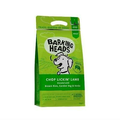 Barking Heads Dry Dog Food - Chop Lickin' Lamb - 100% Natural, Grass-Fed Lamb 2