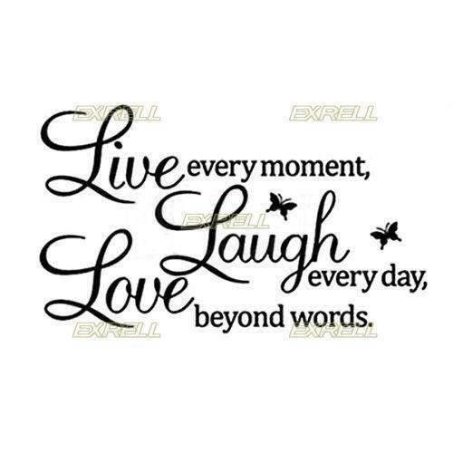 Live Laugh Love: Home Decor