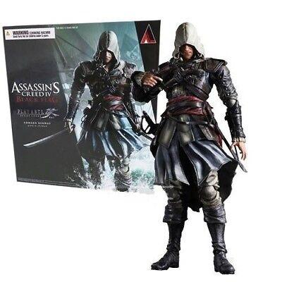 Assassin's Creed 4 - Edward Kenway Play Arts Kai Action Figure Square Enix - Edward Kenway Kids