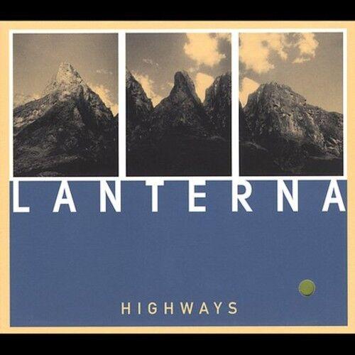 Lanterna - Highways [New CD]