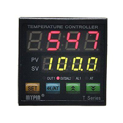 Mypin Ta4-snrk Thermocouple Pid Dual Digital Display Temperature Controller
