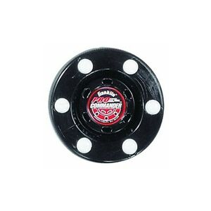 Franklin-Sports-NHL-Street-Roller-Hockey-Pro-Commander-Puck-Black
