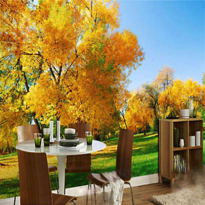 Luxuriant Maple Tree 3D Full Wall Mural Photo Wallpaper Printing Home Kids Decor