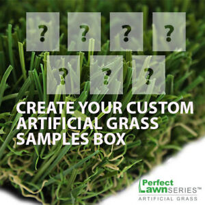Order your artificial grass samples online with SGC