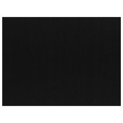 1000 schwarze Papier Tischsets 30 cm x 40 cm Platzsets Platzdeckchen ()
