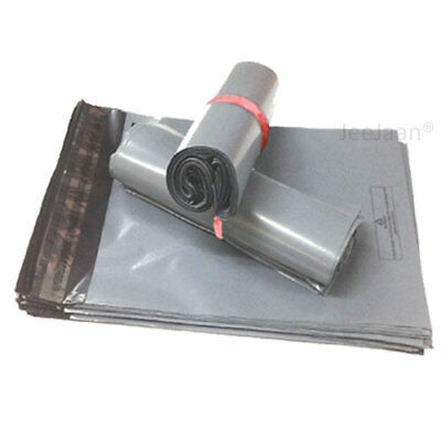 50 x Strong Grey Mailing Bags 21