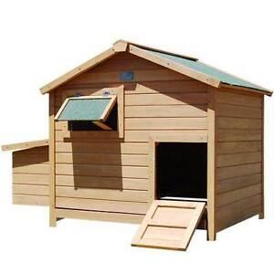 Deluxe Roomy Chicken Coop Silverwater Auburn Area Preview