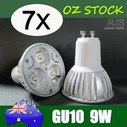 GU10 LED 9W