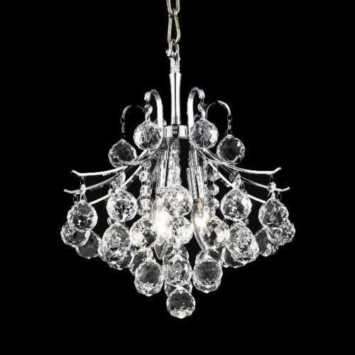 12 Light Crystal Chandelier Ebay