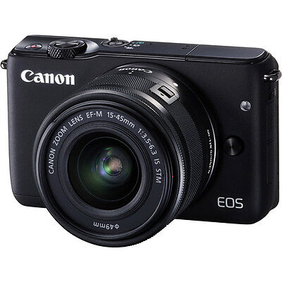 Canon EOS M10 from 6ave