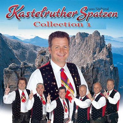 Kastelruther Spatzen Collection 1 - Midifiles inkl. Playbacks